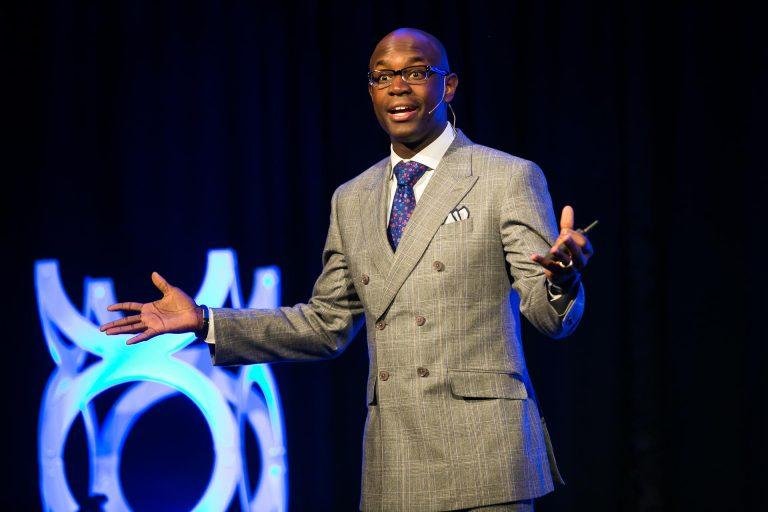 Bryan speaking at LeadingAge MN