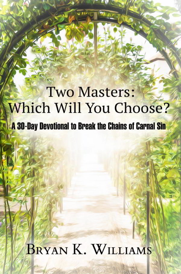 Two Masters: Which Will You Choose? Book Cover